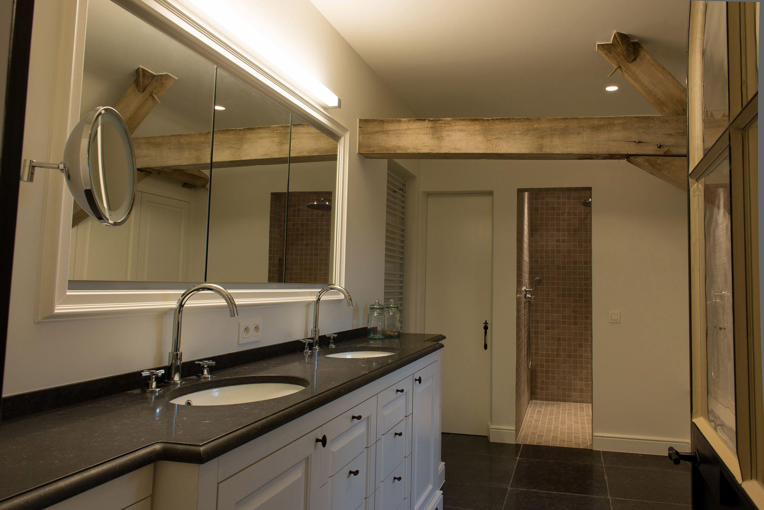 Landelijke Badkamer Badkamer Badkamer Verlichting Landelijke Badkamer