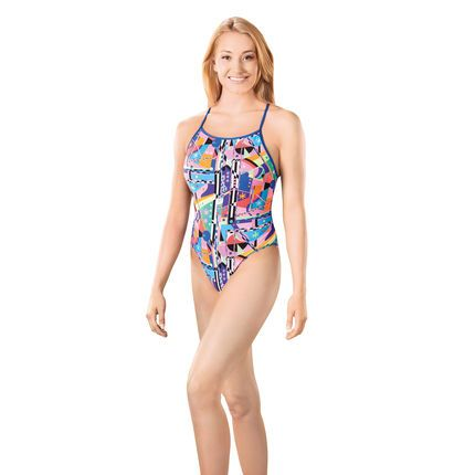 819fe30d12 Maru Women's Miro Pacer Splish Back Swimsuit SS15, with wiggle coupon codes  get upto 10% off on at swimwear.