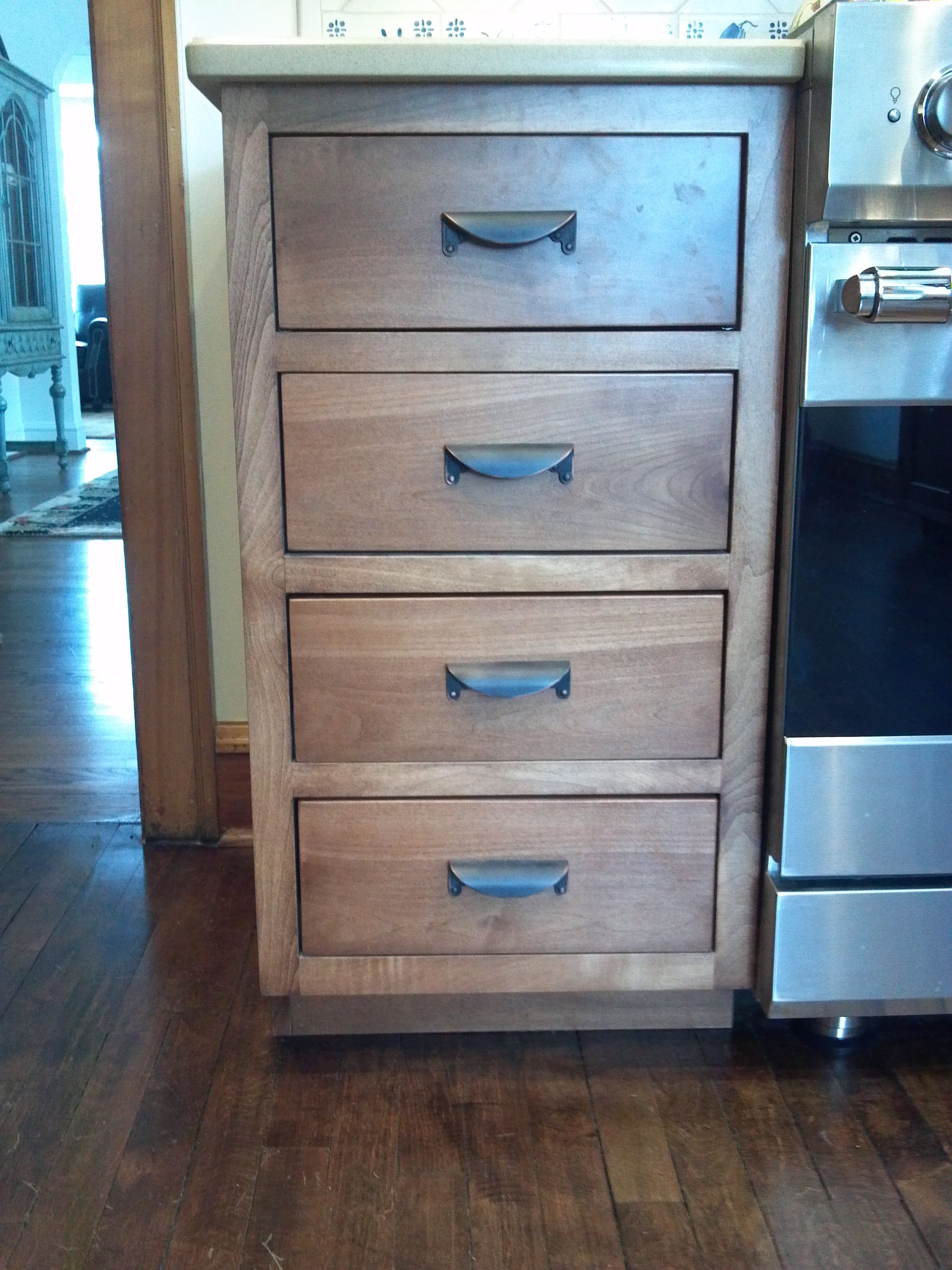 Kitchen Cabinet With Drawers Free Makeover Inset Kitchens By Building