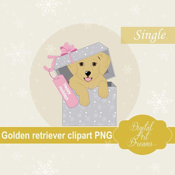 Golden Retriever Clipart