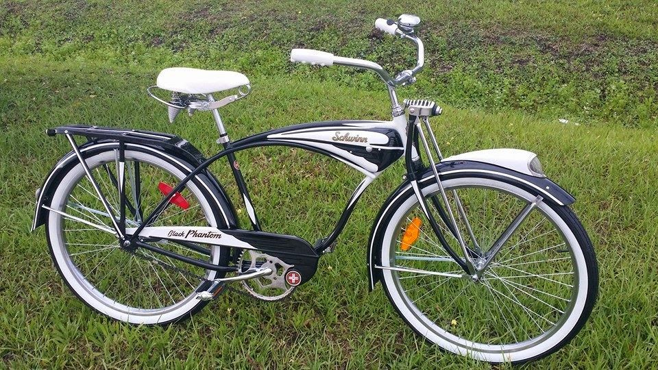 03efee9f6b1 1952 Schwinn custom phantom   Bicycles   Bicycle, Cruiser bicycle ...