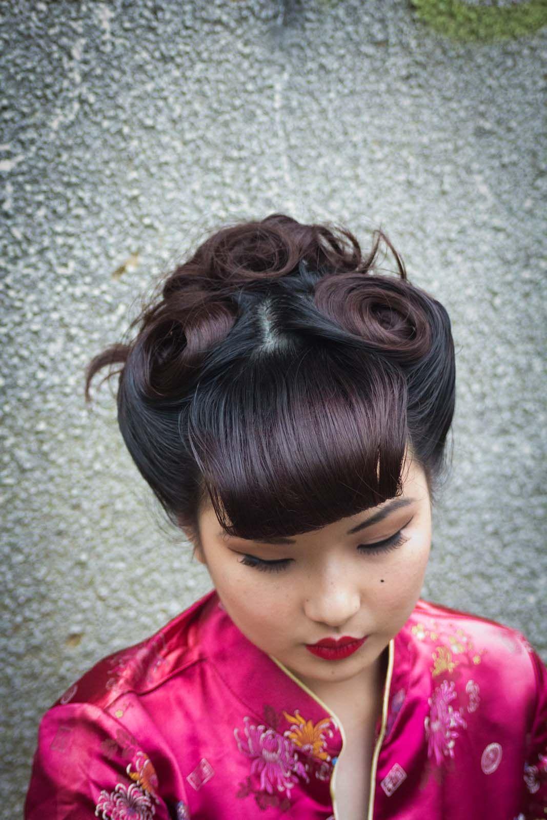 Bella Noell Vintage MakeUp Artist and Hair Stylist