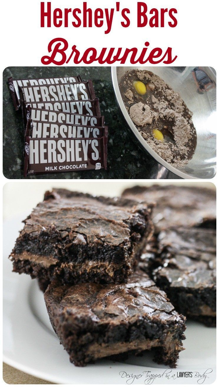Candy Bar Brownies that will KNOCK YOUR SOCKS OFF! -