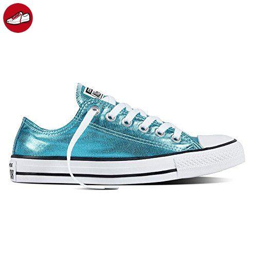 029322decd54d7 Converse All Star Ox Damen Sneaker Blau - Converse schuhe ( Partner-Link)