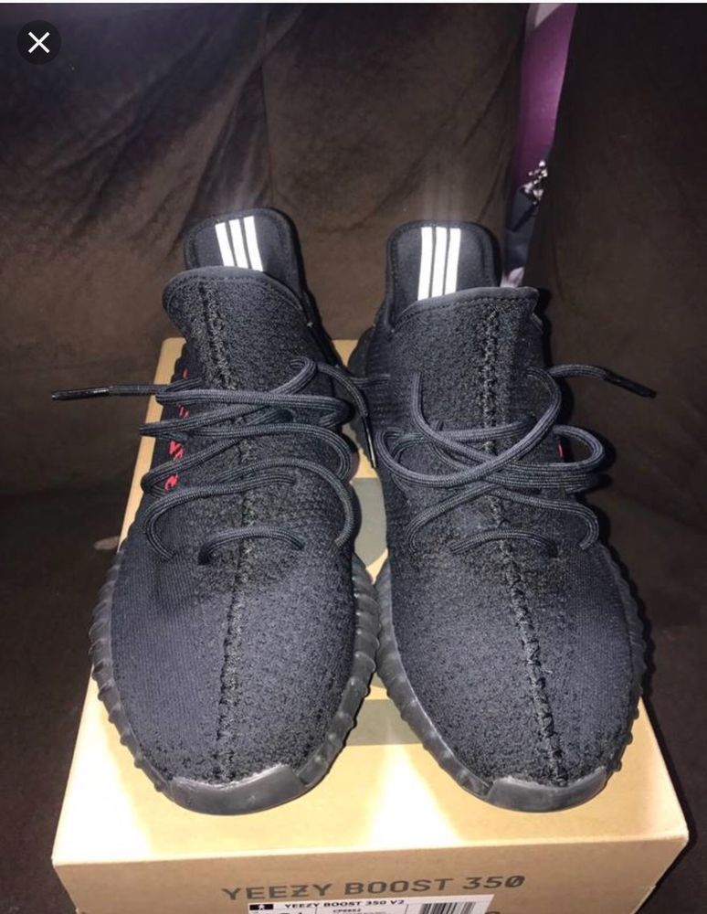 072e9a704 yeezy boost 350 v2 bred size 6.5  fashion  clothing  shoes  accessories   mensshoes  athleticshoes (ebay link)