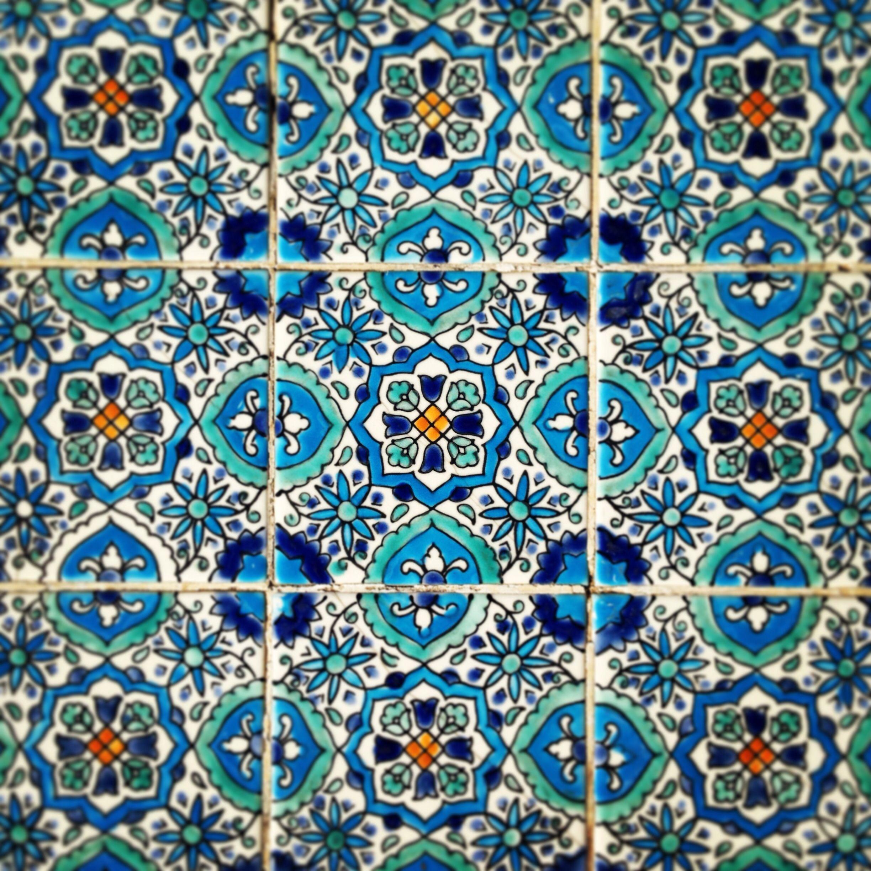 Mediterranean tiles at Malta. #decor #mediterranean #tile | Travel ...
