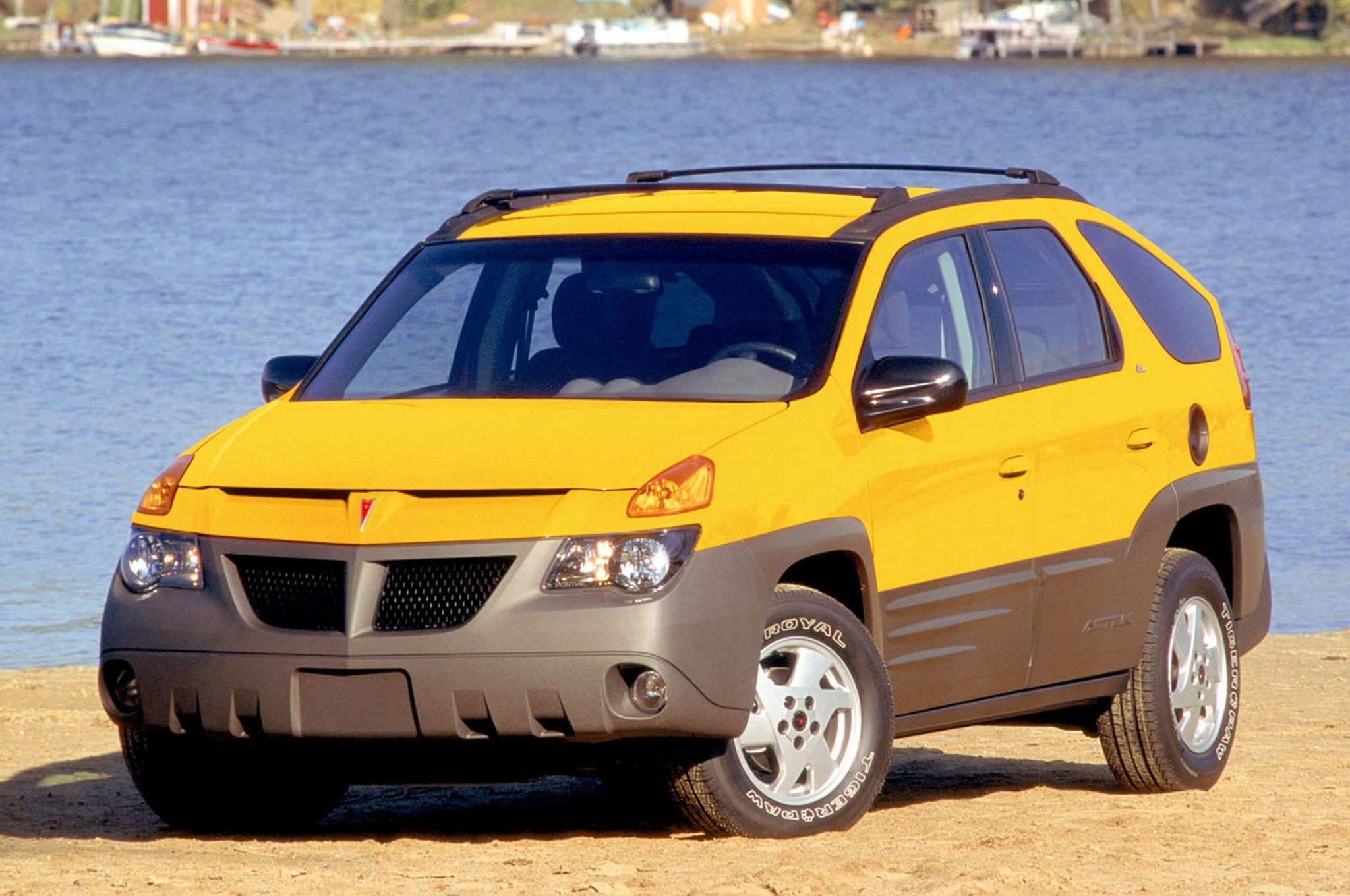 Pontiac Aztek & Pontiac Aztek | Worst Cars Ever | Pinterest | Pontiac aztek ...