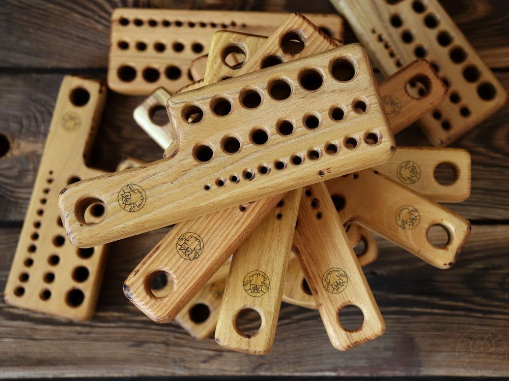 Exclusive wooden draw plate viking knit technique & Przeci?gad?a - nowa partia | Wooden tool boxes and Viking knit