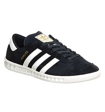Adidas Sneakers Hamburg Night Navy White