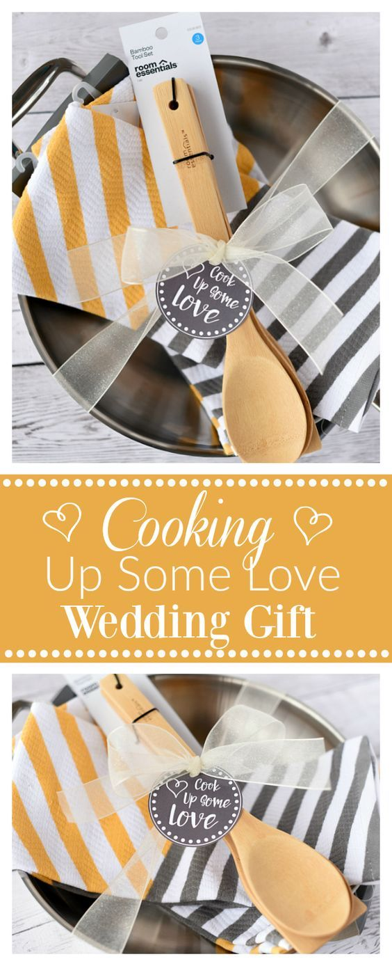 Fun Creative Wedding Gifts Cook Up Some Love Inspired Gifts