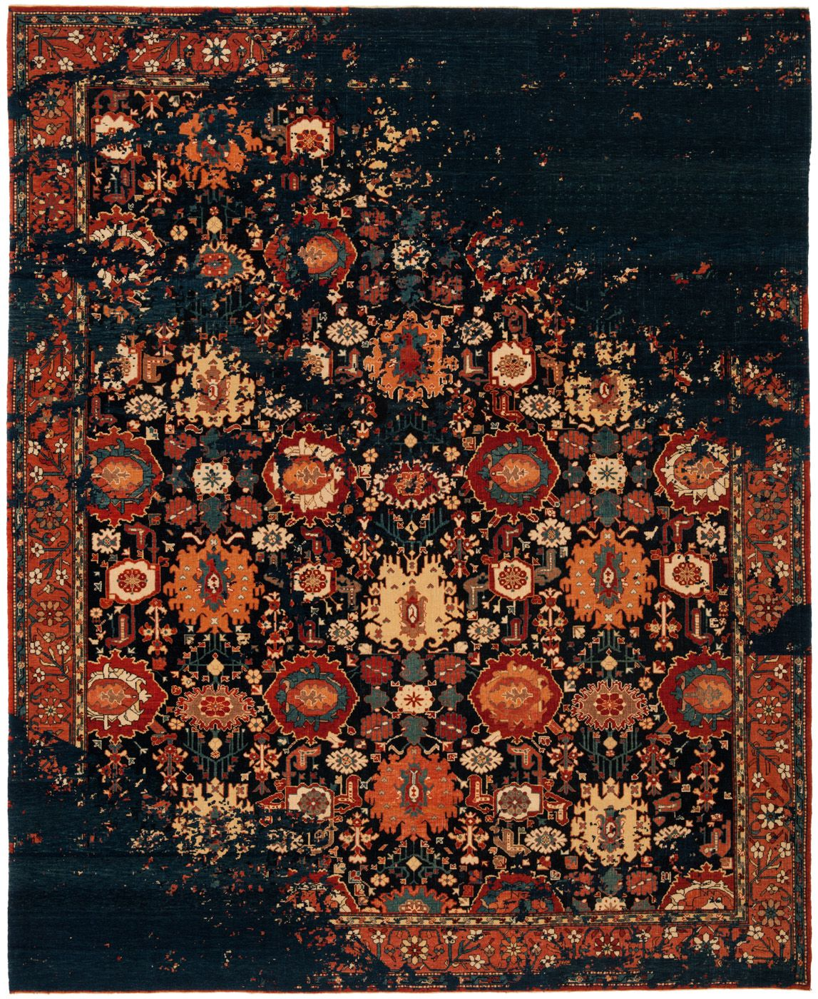 fox you photo for the home kilims modern