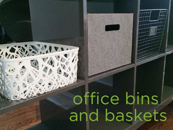 Office Bins And Baskets For Ikea, Office Storage Bins