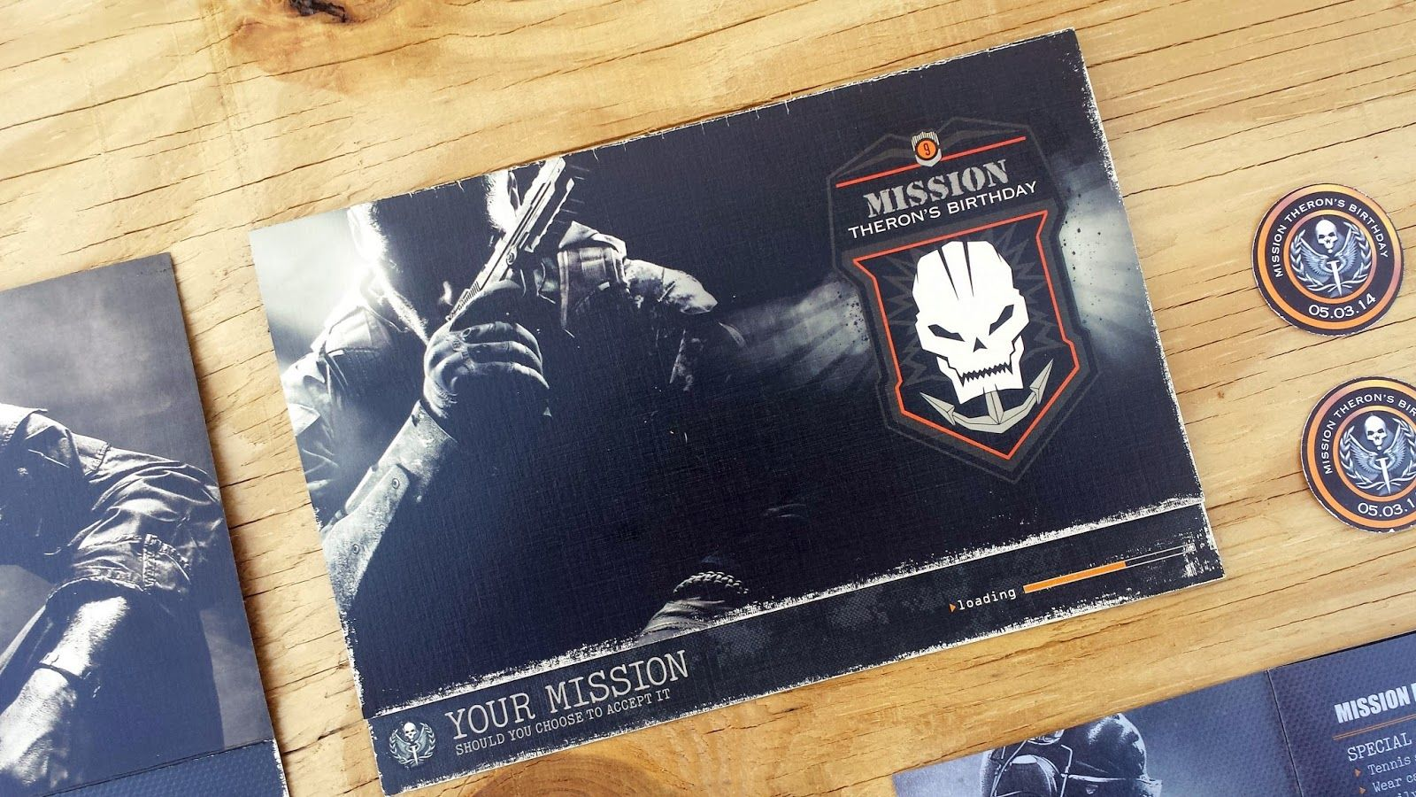 Foxtmomma call of duty black ops birthday party party ideas foxtmomma call of duty black ops birthday party filmwisefo