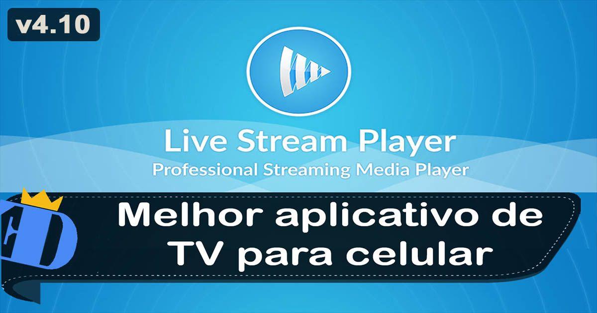 Live Stream Player Pro 4 32 Apk Aplicativo Para Assistir Tv