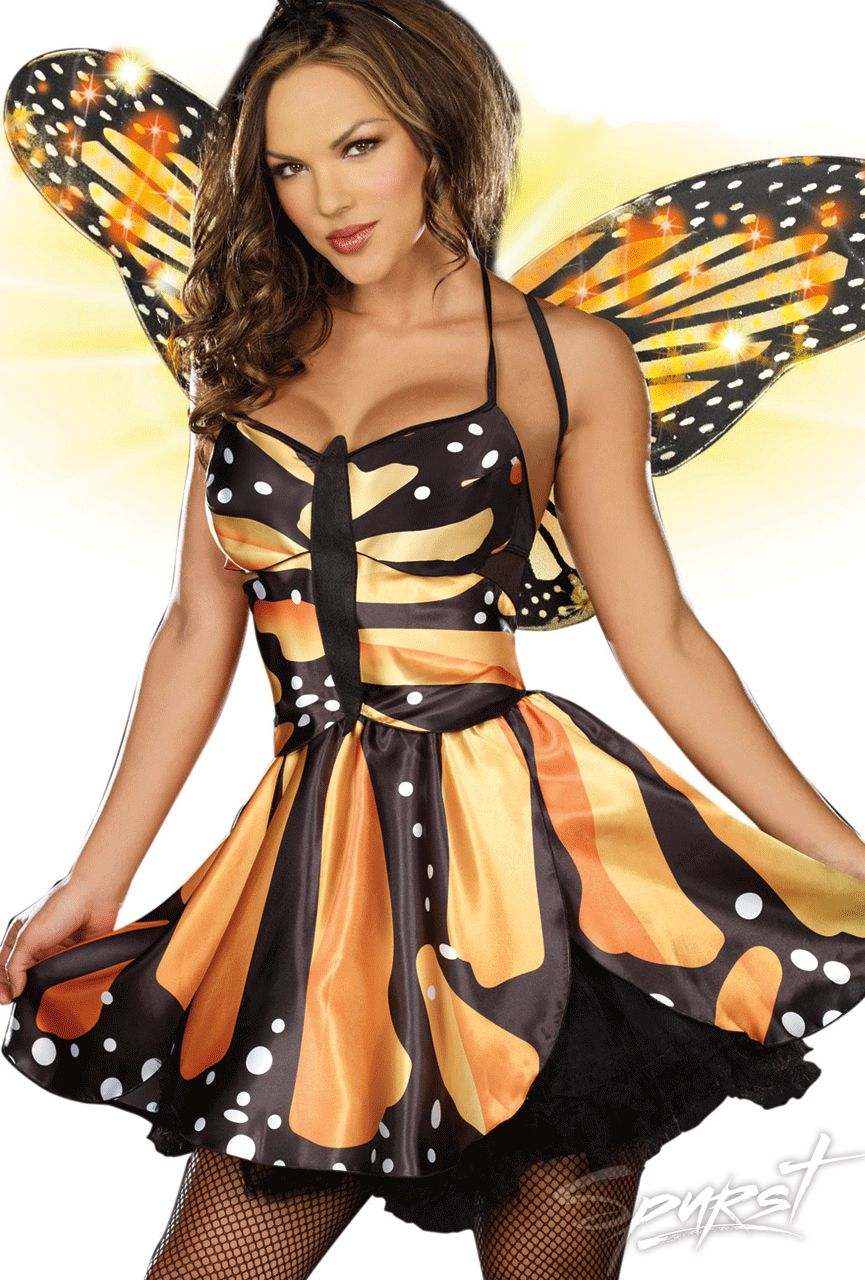 Monarch Fairy Butterfly Costume   All Costumes By Theme   Sexy .