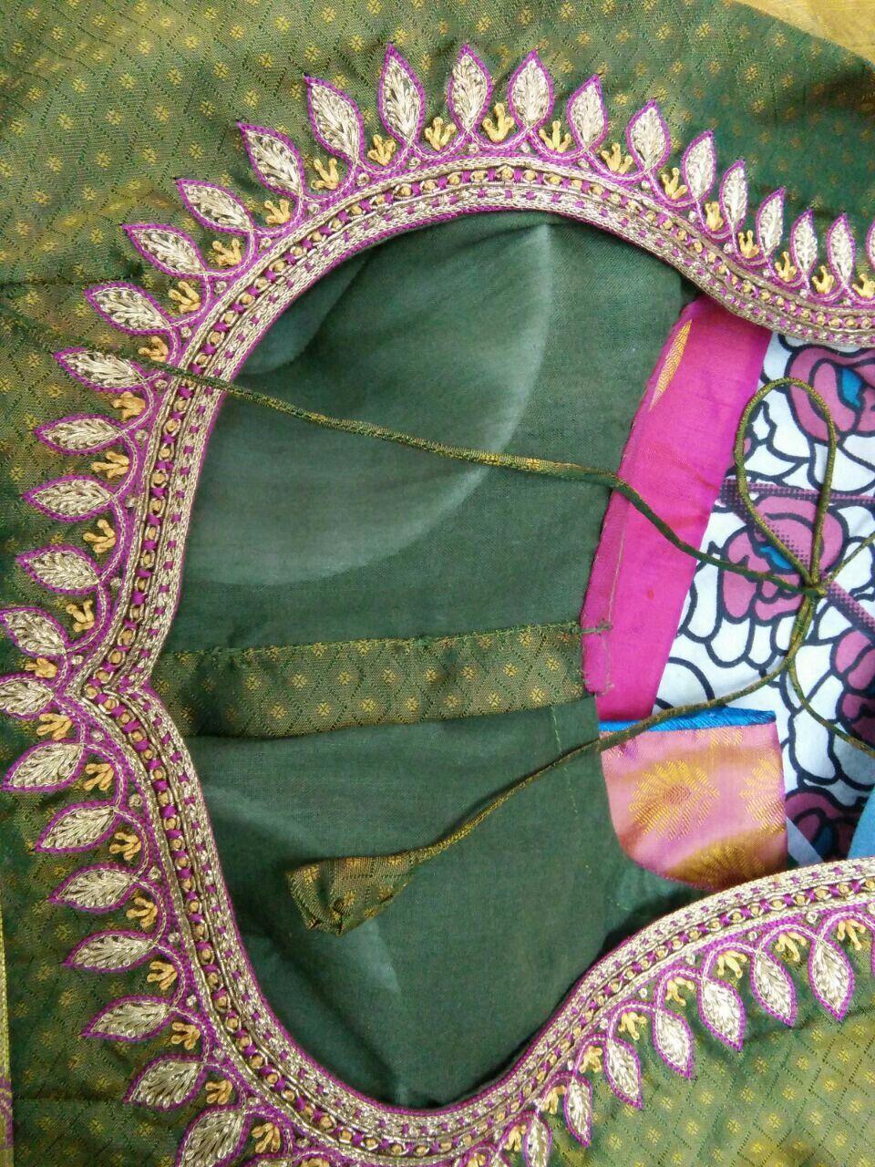 Pin by vaishnavi on aari pinterest blouse designs saree blouse