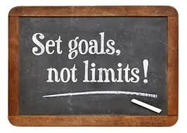 What are your goals? For this day, this month this year?