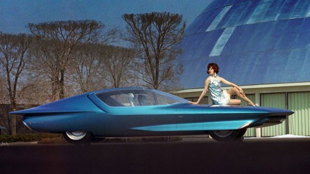 Concept Cars of 1969