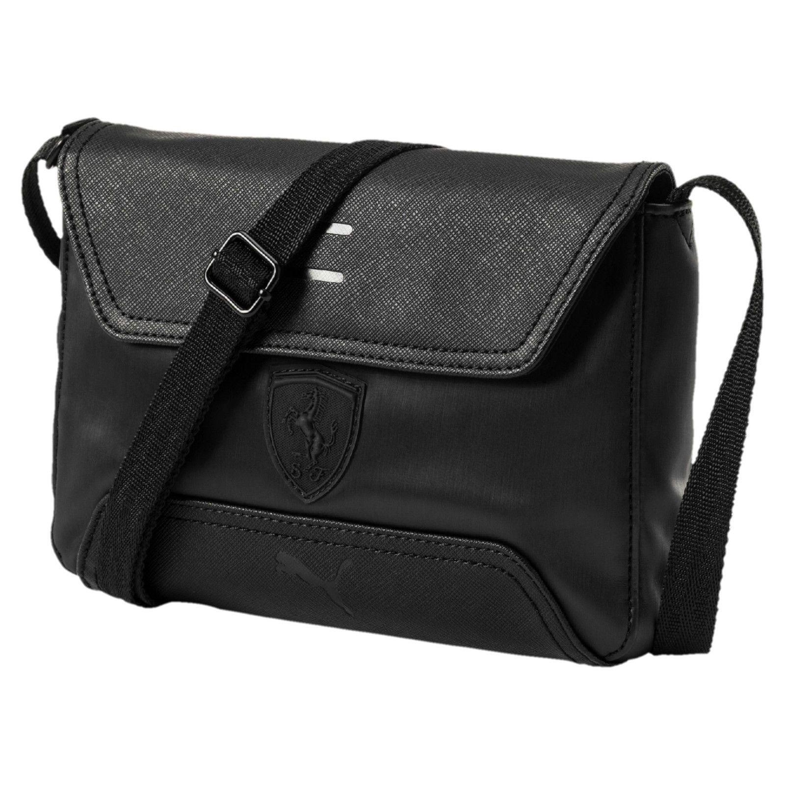 5cd3c7ff016a ... puma ferrari handbags puma ferrari bag puma bags ferrari bag handbag  ideas 50% price adbf9  Puma ferrari replica black and ...