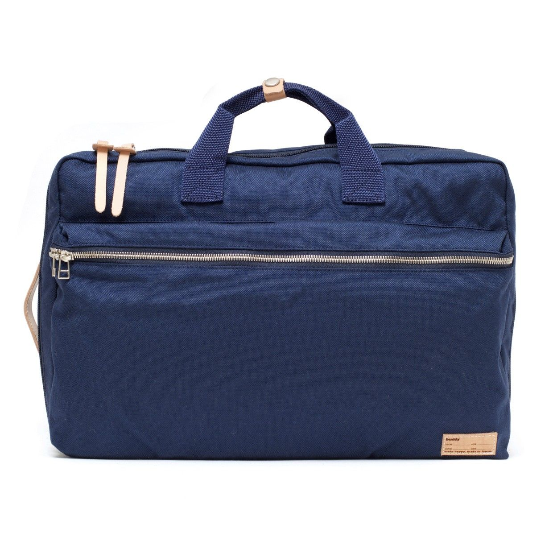 Buddy 2Way Fang Bag Navy | buddy make happy made in Japan