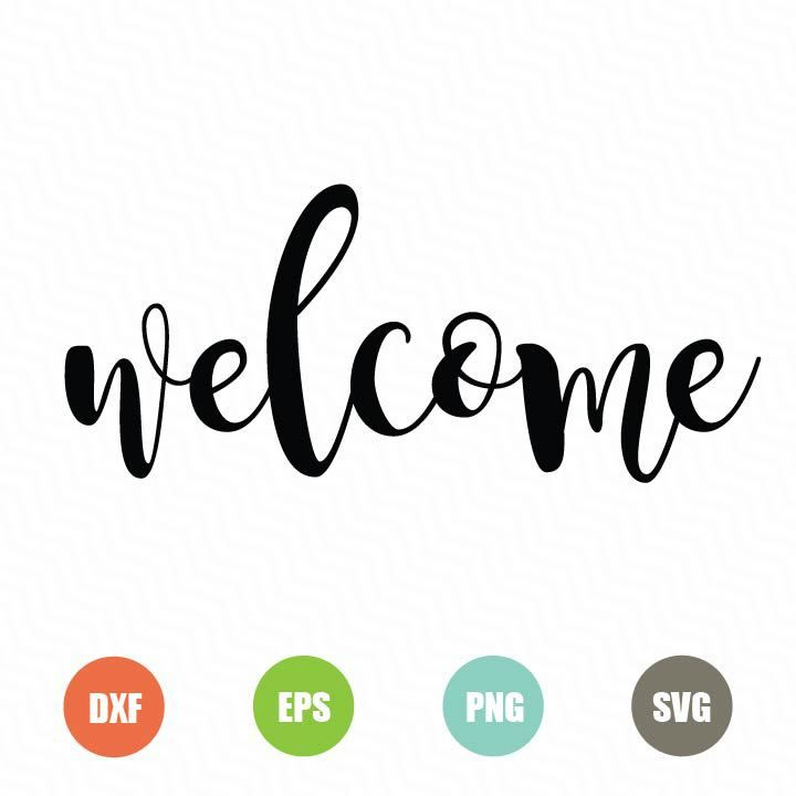 Download Free SVG Files - TopFreeDesigns   Welcome font, Free svg