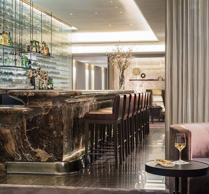 WAN INTERIORS The Knickerbocker Hotel by Gabellini Sheppard - new blueprint interior design magazine