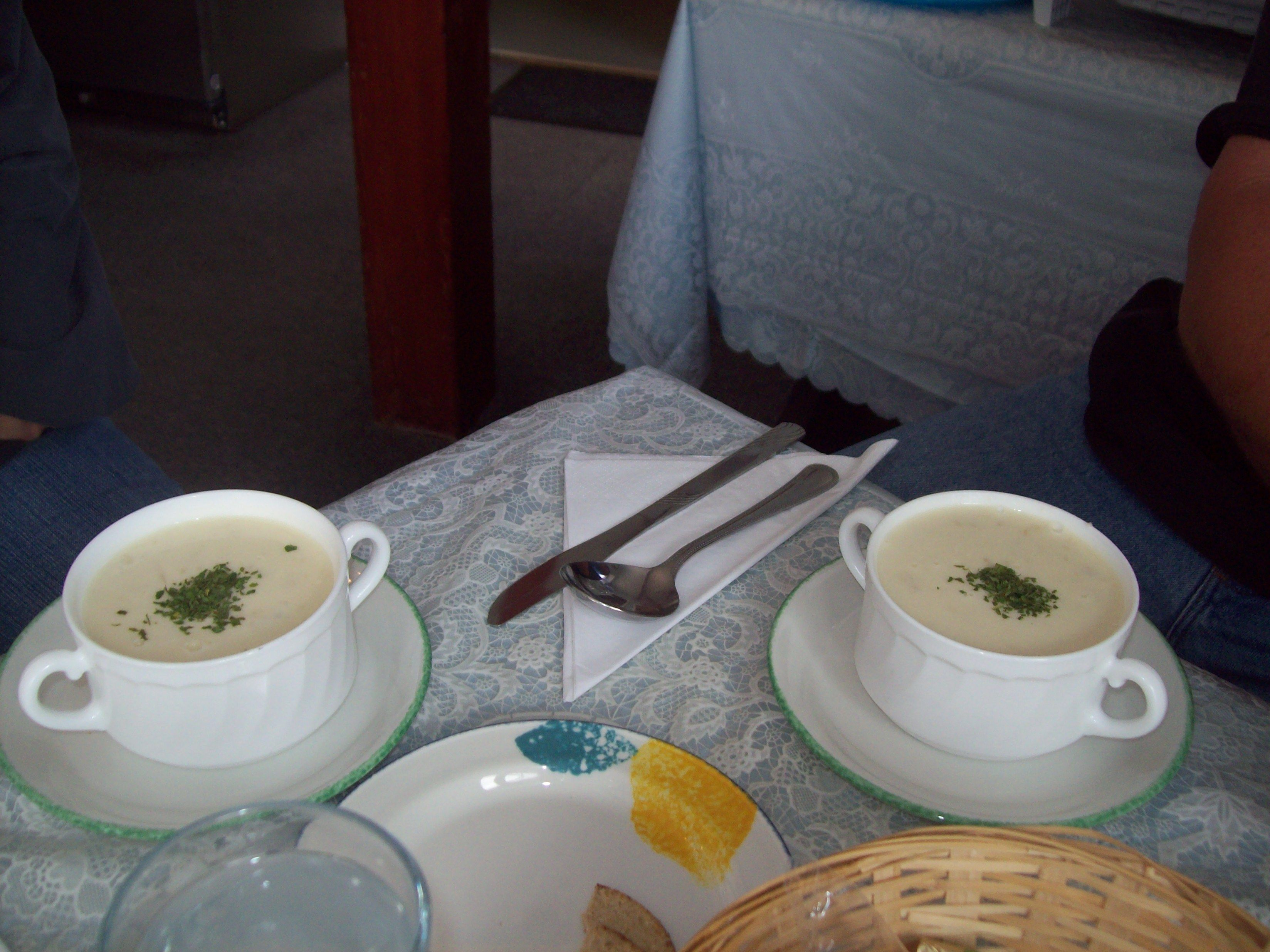 Cullen Skink -Amazing Fish Soup We stopped in a wee cafe' to have a bowl of this delicious soup with the funny name.  Named after the town of #Cullen in #Scotland where it is said to originate from. #EverythingScottish #Soup #Travel