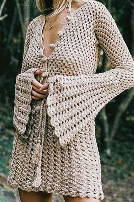 Photo of How To Pull Off The Crochet Trend Like A Pro This Spring – Society19