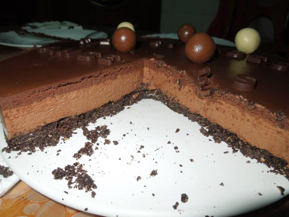 Tarta chocolatisima