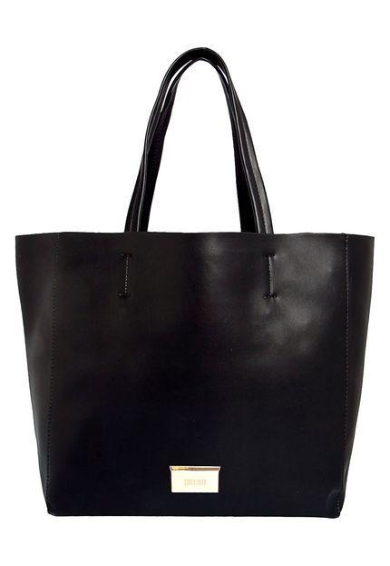 a647bbccd Bolsa Santa Lolla Simple Preta | Bolsas | Bags, Tote Bag e Fashion