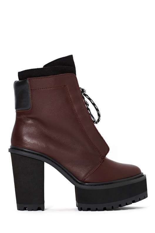 Shellys London Celee Lug Boot - The Temp Drop Shop
