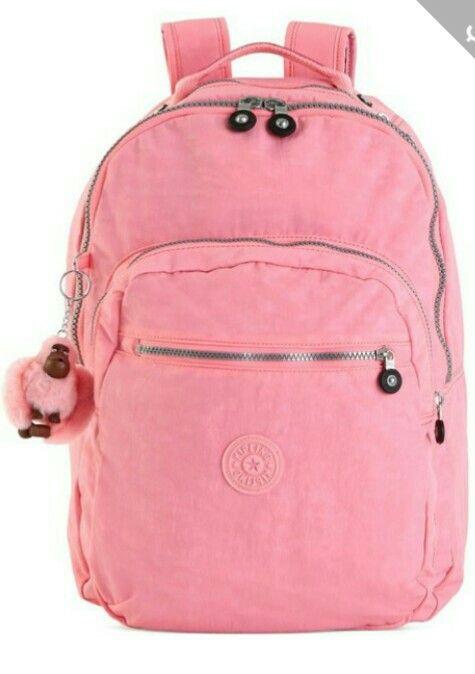 0e1ea9117 Kipling Seoul backpack Estojos Kipling, Mochila Menina, Roupas Tumblr,  Material Escolar Legais,