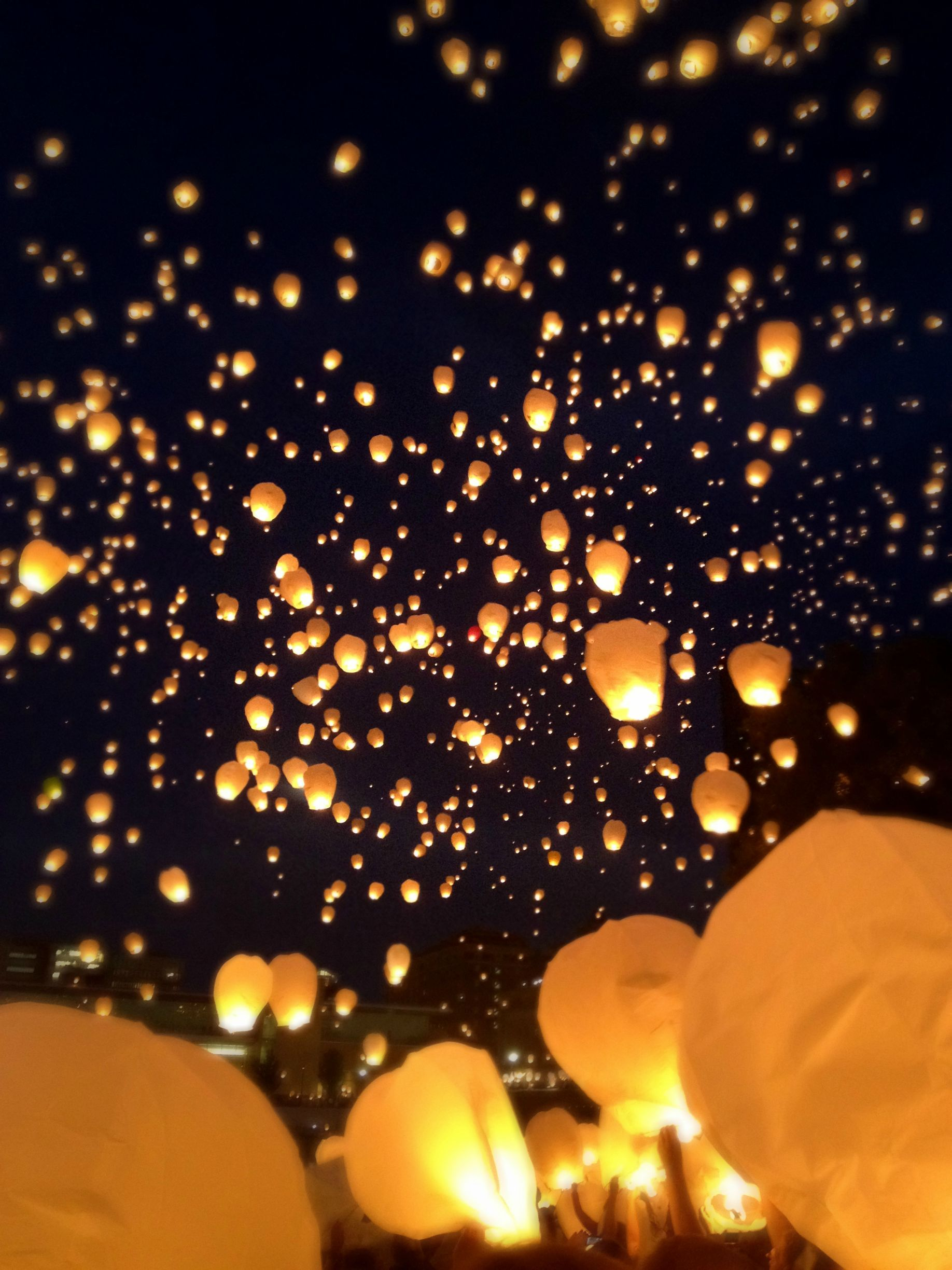 Sky Lantern Festival | Sky lanterns, Grand rapids michigan and ... for Tangled Lanterns Iphone Wallpaper  111bof