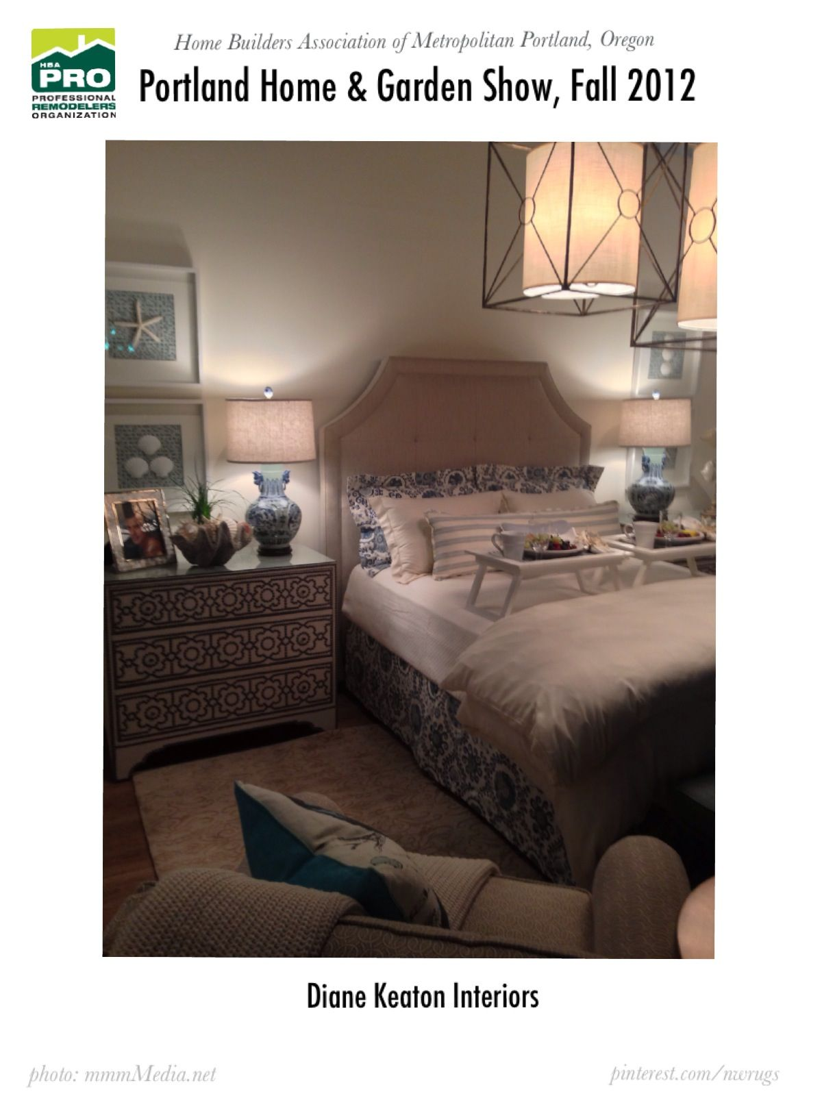 Diane Keaton Interiors At The Portland Home Garden Show Fall 2012 Serving Up Style