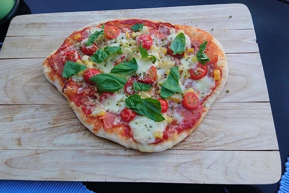 Der beste Pizzateig von Jehuty | Chefkoch