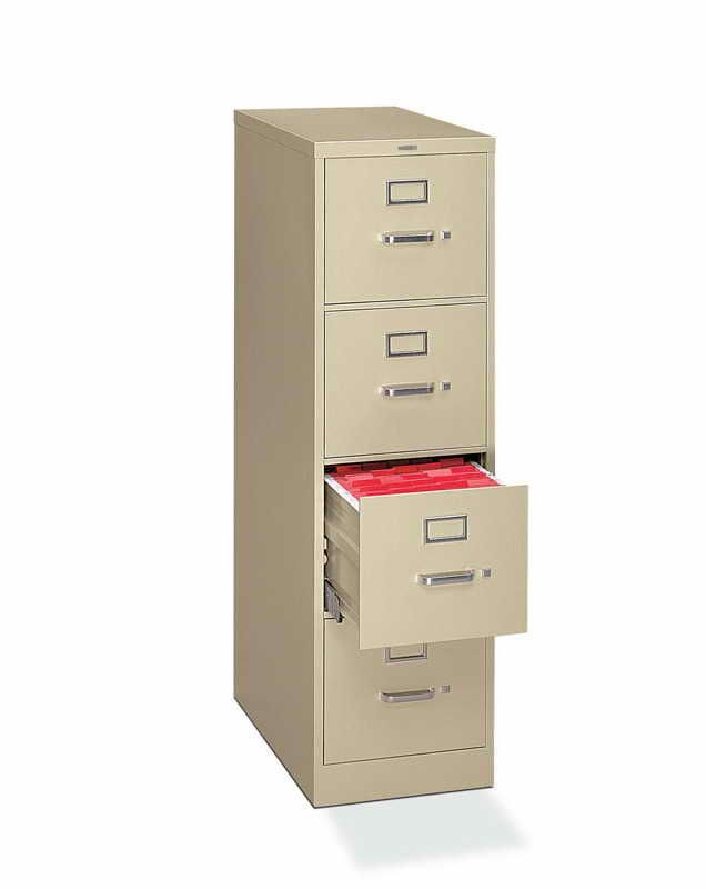 Luxury Hon Letter Size File Cabinet