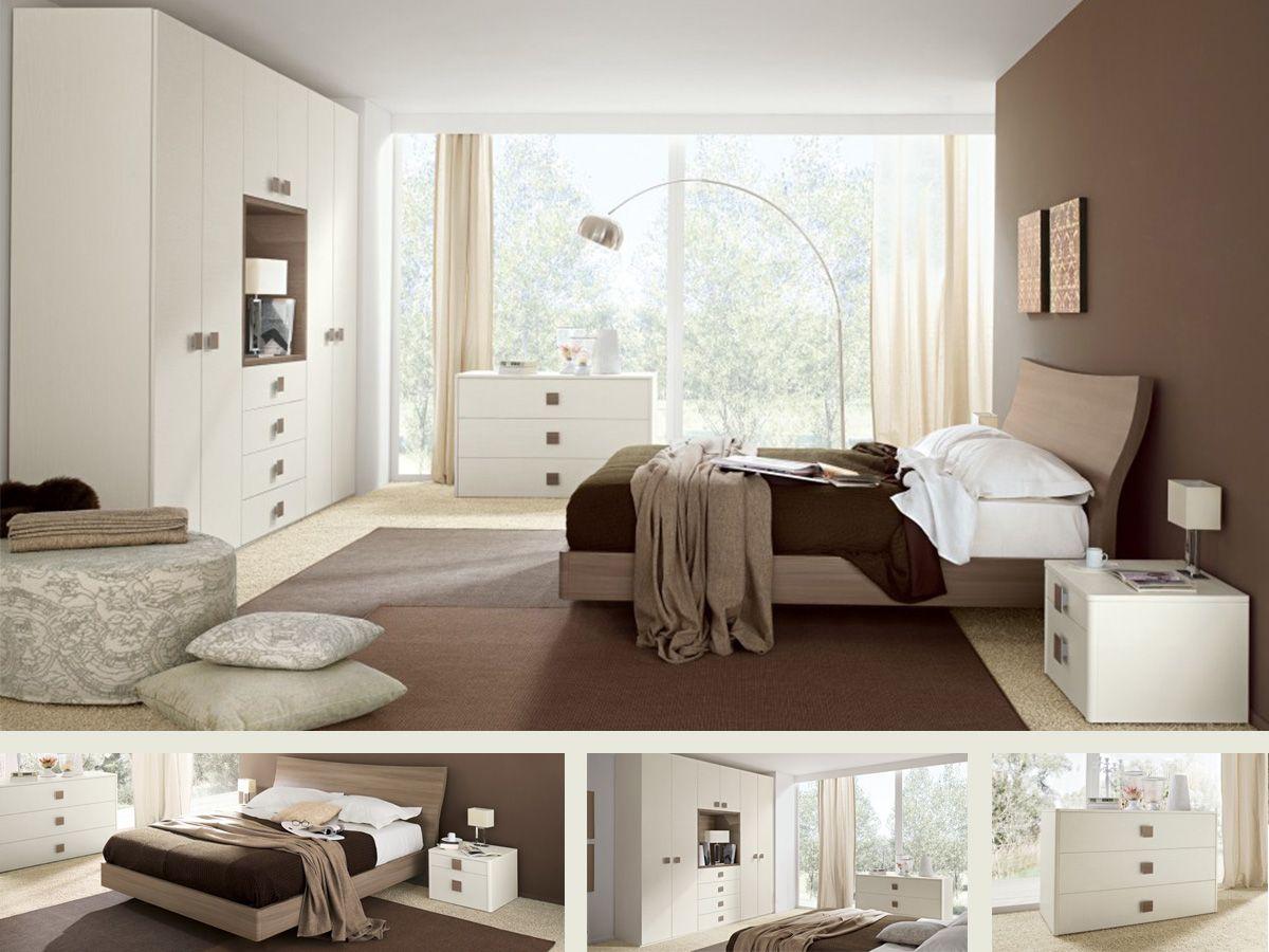 Camera cristallo una testiera sinuosa che definisce la - Descrizione di una camera da letto ...