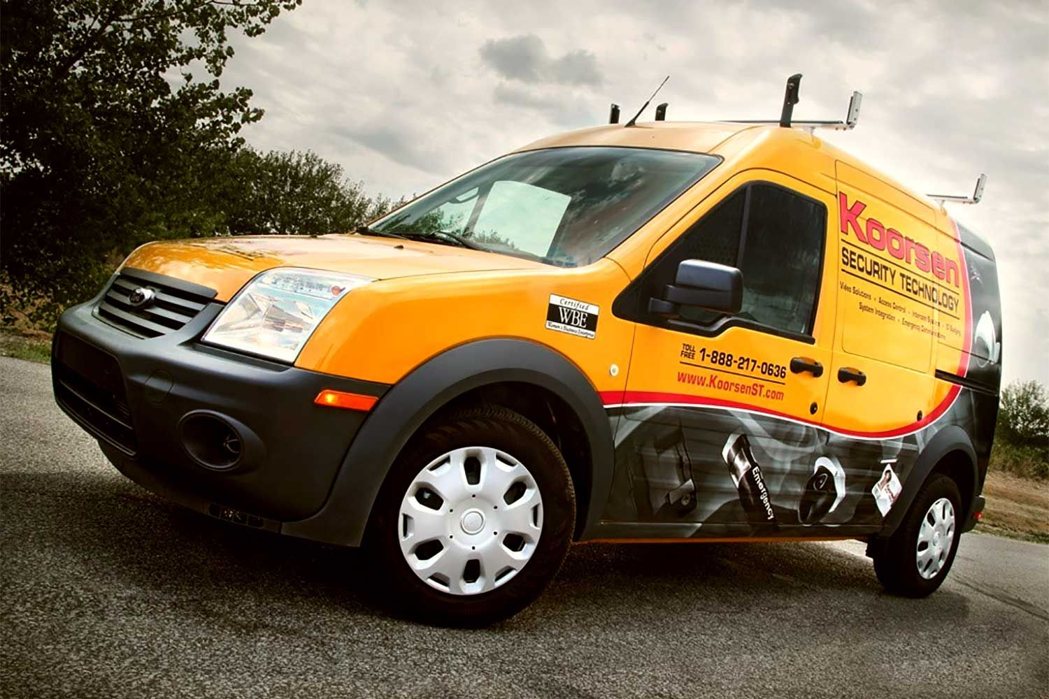 How do Vehicle Wraps Compare to Other Marketing Channels