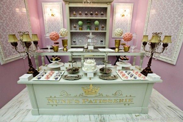 Dessert room
