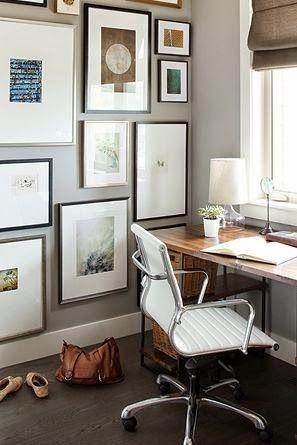 gallery spelndid office room. Splendid Sass: THE WEEK IN PINTEREST...artwork For Home Office Gallery Spelndid Room M