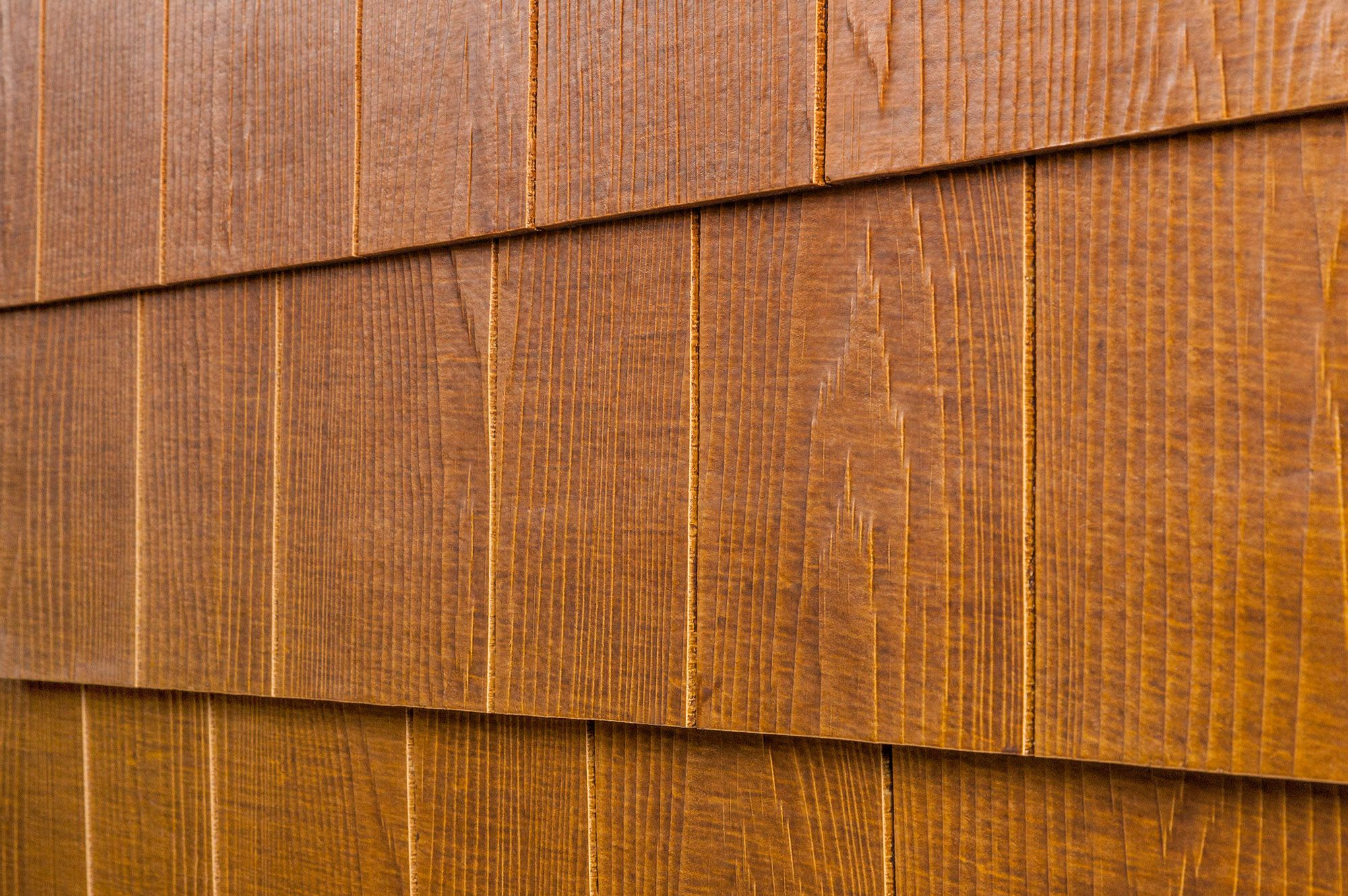 Fiber Cement Siding Rustic Shingle Panels Chestnut