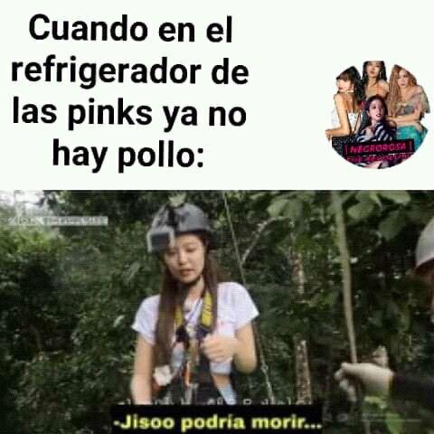 Pin De It S Me 7u7r En Memes Blackpink Memes Blackpink Memes Buenisimos Memes Divertidos