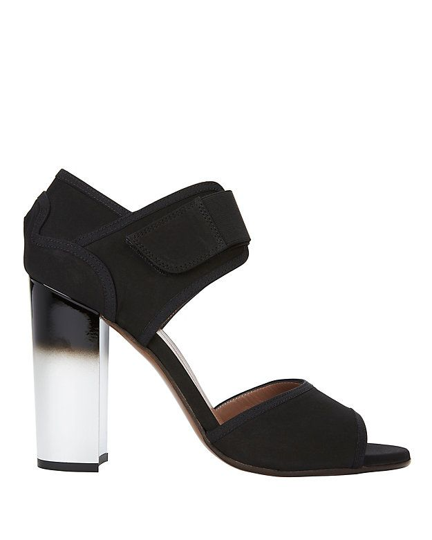 Shop the Marni Velcro Strap Ombre Heel Sandals & other designer styles at IntermixOnline.com. Free shipping +$150.