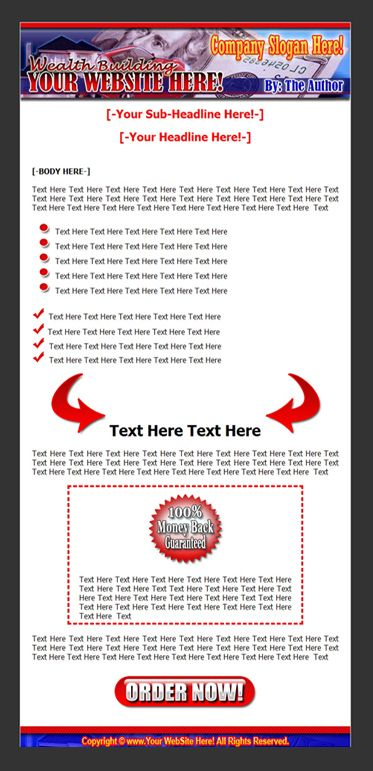 Complete Minisite Template Free Download MInisite Pinterest - Complete website templates free download