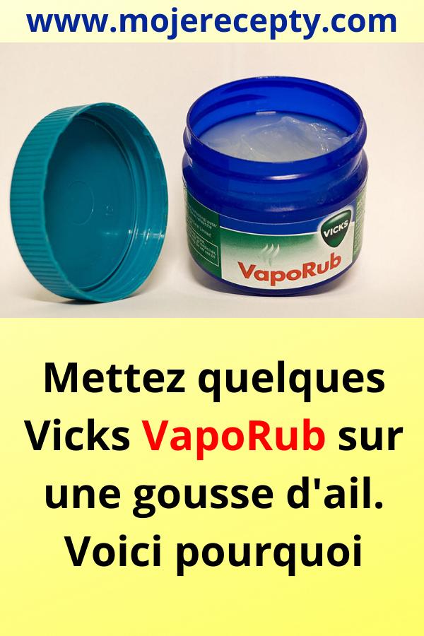The Appeal of Vicks Vaporub Uses - Healthy Medicin