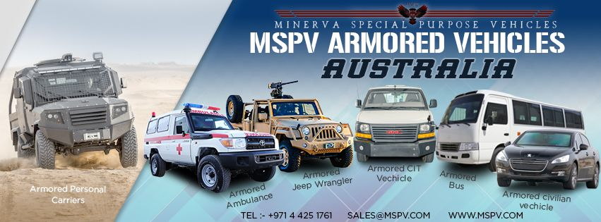 Best Armored Vehicles Australia Armored Vehicles Armoured