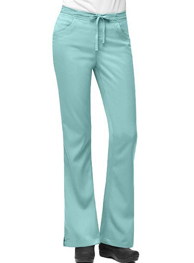 2a3949e7687 Style Code: (CA-C51202P) These petite flare leg pants from Carhartt are  perfect for any busy shift. Designed for the small but terrible nurse in  you, ...