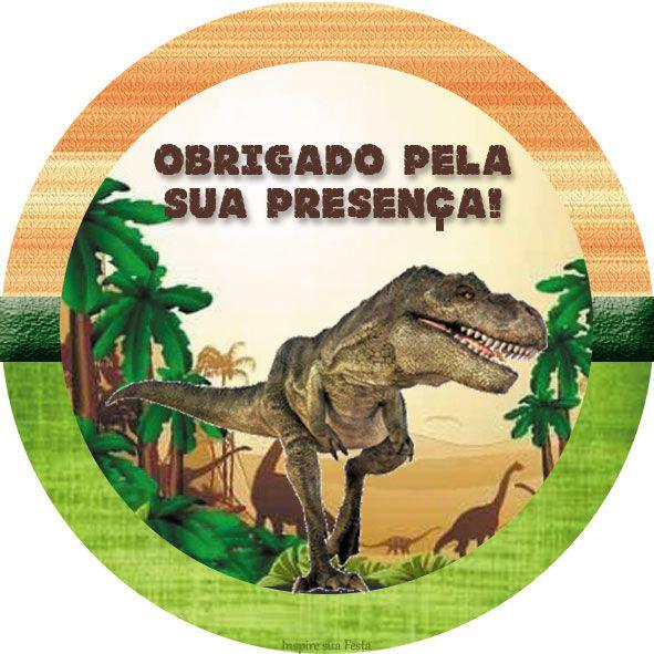 Resultado De Imagem Para Etiquetas De Dinossauro Para Imprimir