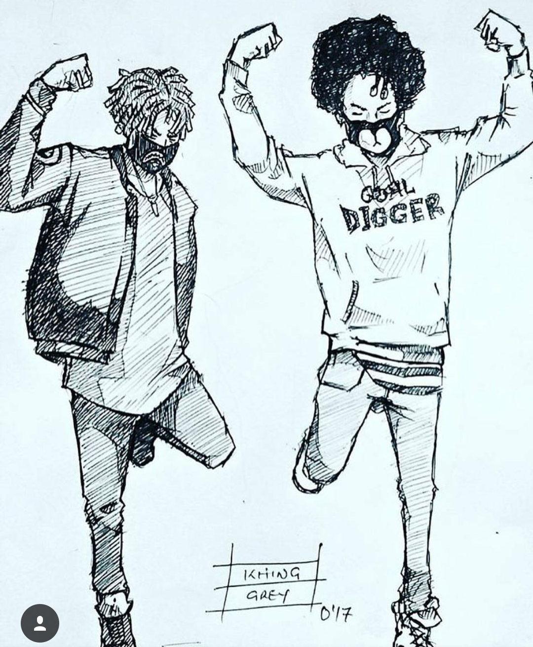 D43d7763d66f0421cdc662f5a55a1098 Png 1080 1310 Ayo And Teo Ayo Rapper Art