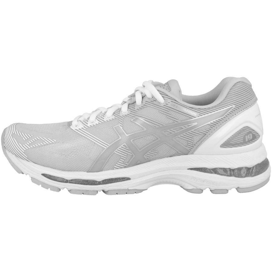 Asics Gel Nimbus 19 Women Schuhe Damen Laufschuhe glacier
